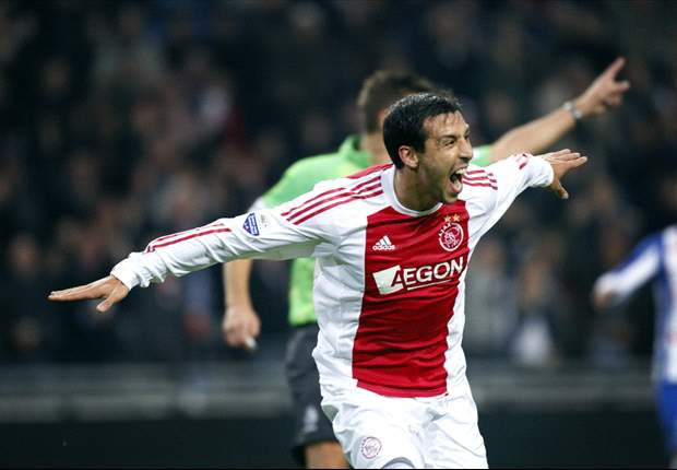 Ajax Demote Striker Mounir El Hamdaoui To Reserves