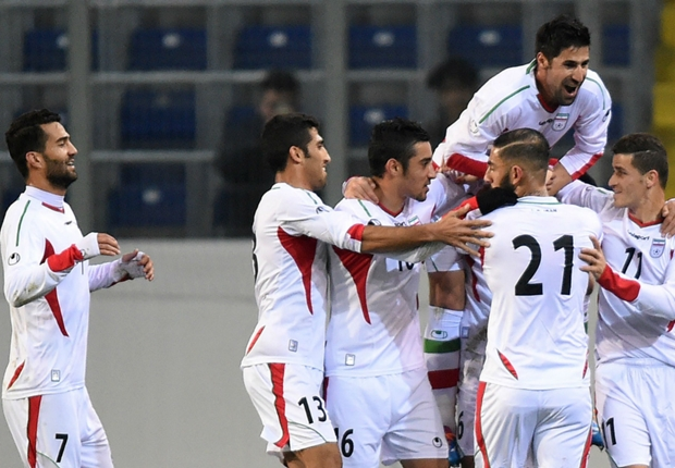 Video: Iran vs Chile
