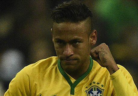 France victory not revenge - Neymar