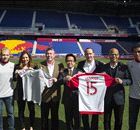 Red Bulls seal deal with Yanmar