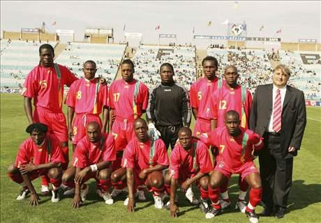 Résumé de match, Congo-Soudan (2-0)