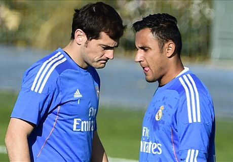 Navas: I want to oust Casillas