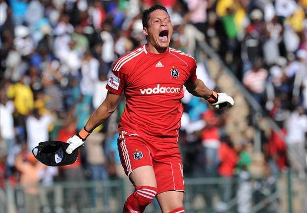 Orlando Pirates' Moeneeb Josephs signs a pre-contract with Bidvest Wits