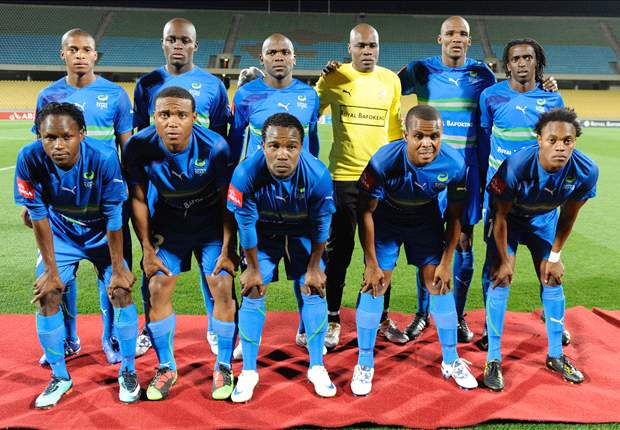 Mamelodi Sundowns 1-2 Platinum Stars: Phala and Ng'ambi send Sundowns packing