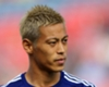 Japan international Keisuke Honda