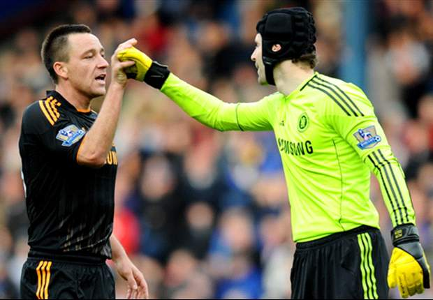 Cech: Taunts from fans will not affect Terry