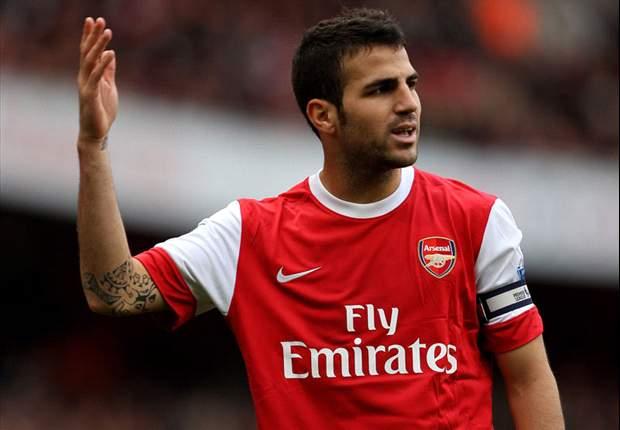 Wenger espera que Cesc vuelva al Emirates algún día