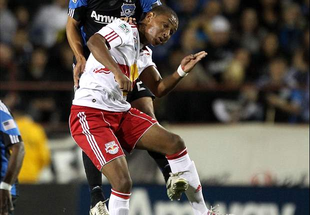 San Jose Earthquakes 0-1 New York Red Bulls: Visitors Grind Out Win