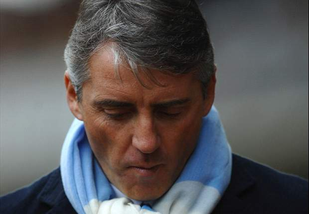 Roberto Mancini: Manchester City Are 'Very Close' To Manchester United & Wembley's FA Cup Showdown Will Be 'Great Semi-Final'
