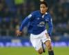 Everton midfielder Steven Pienaar
