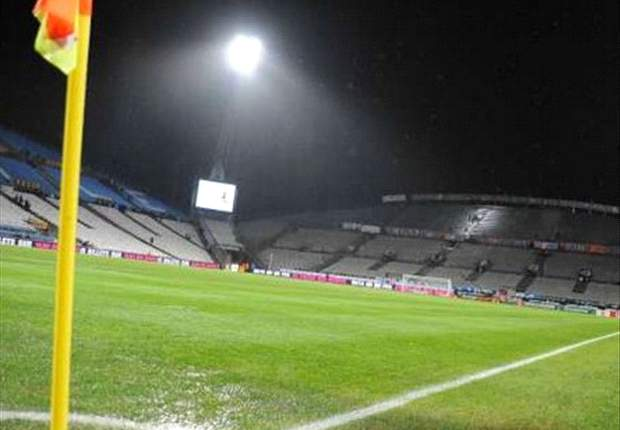 Marseille - Lyon clash postponed due to bad weather