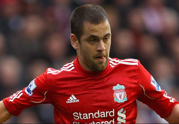 Joe Cole scores on Liverpool return