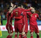 FT. Spanyol 1-0 Ukraina