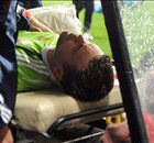 Akinfeev struck by flare in Russia drama