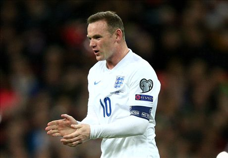 Europe fears England again - Rooney