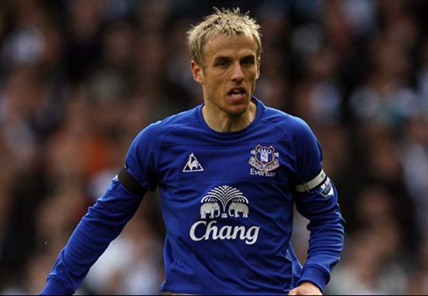'I want to be a manager' - Everton captain Phil Neville