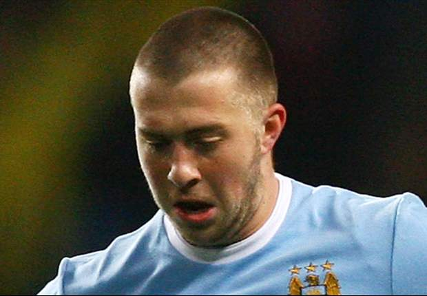 Mancini 'sorry' for Manchester City lost talent Michael Johnson