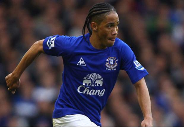 TEAM NEWS: Steven Pienaar omitted from Everton's matchday squad for their Merseyside derby against Liverpool