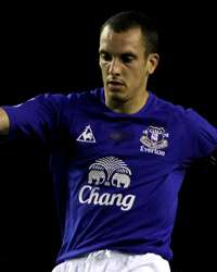 Leon Osman, England International