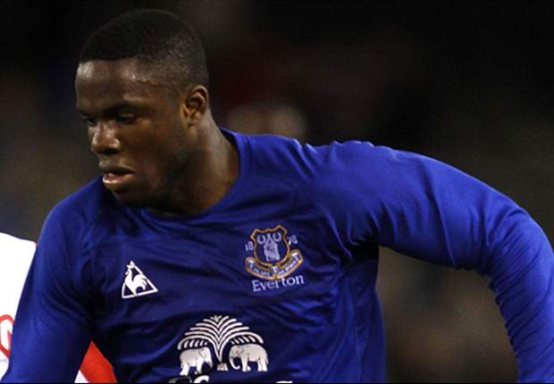 Victor Anichebe insists he wants to stay at Everton despite criticism from fans
