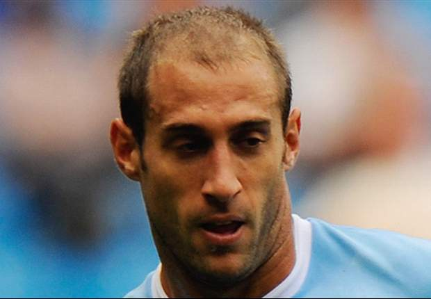 Roma set sights on Manchester City's Pablo Zabaleta - report