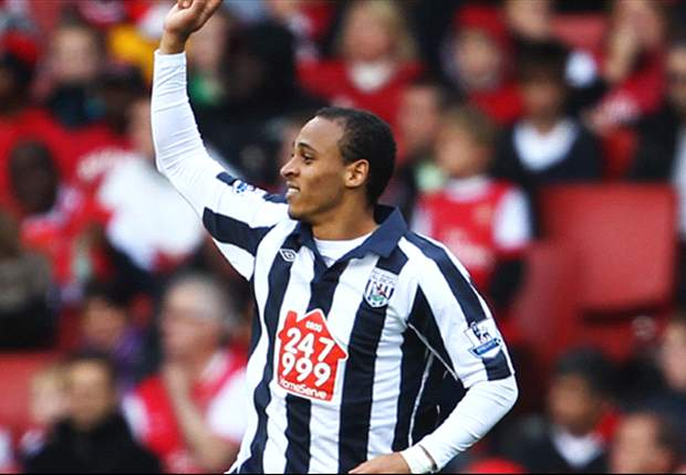 Peter Odemwingie rejects interest from Juventus and pledges future to West Brom