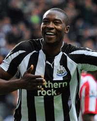 Shola Ameobi Player Profile