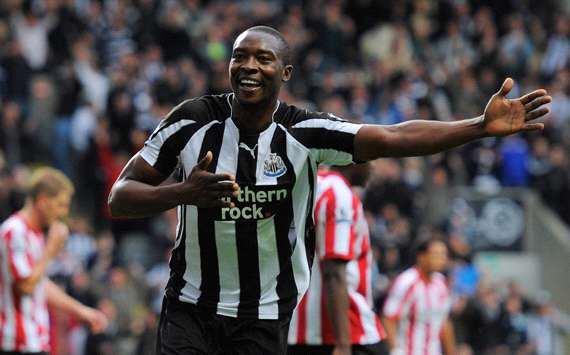 Shola Ameobi (Getty Images)