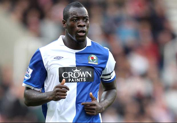 Arsenal target Christopher Samba urges Blackburn Rovers to allow him to leave to fulfil his ambitions