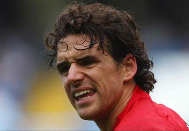 Manchester City omit new signing Owen Hargreaves from Champions League squad