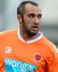 Gary Taylor-Fletcher, England International