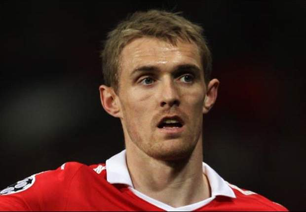 Manchester United's Darren Fletcher: Manchester City are a big threat and genuine title contenders