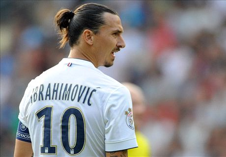 'Ibrahimovic built to play for Man
