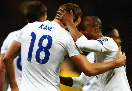 Five things we learned from England's win
