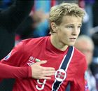 Odegaard not ready for Real Madrid yet