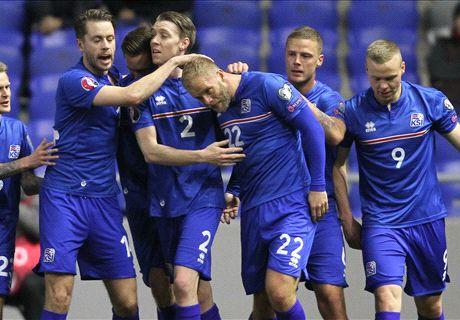 Ex-PSV'er wint met IJsland