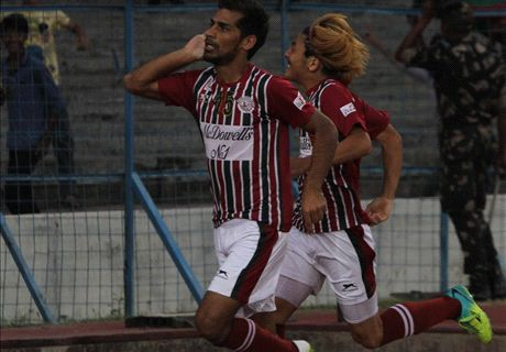 Debjit inspires Bagan to derby win