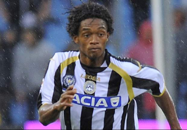 Official: Fiorentina complete signing of Juan Guillermo Cuadrado from Udinese