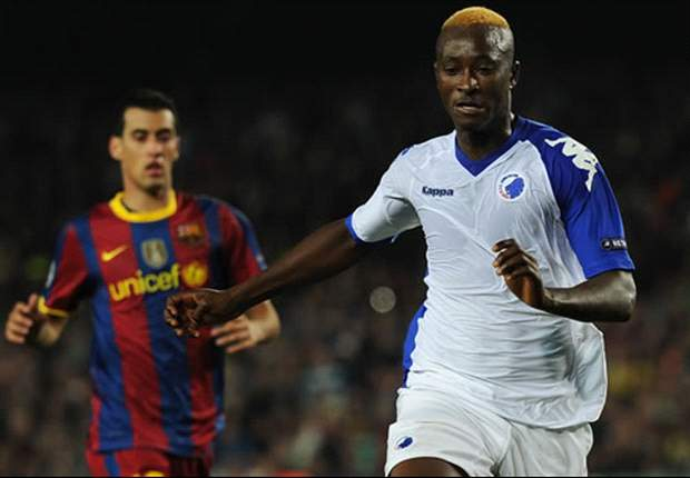 N'Doye joins Lokomotiv Moscow from FC Copenhagen