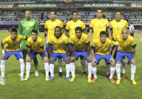 Cuando Brasil fue Boca