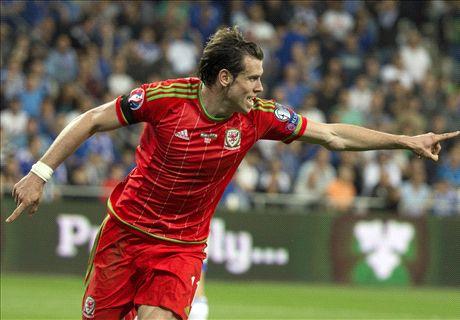 Bale closer to Messi than Ronaldo