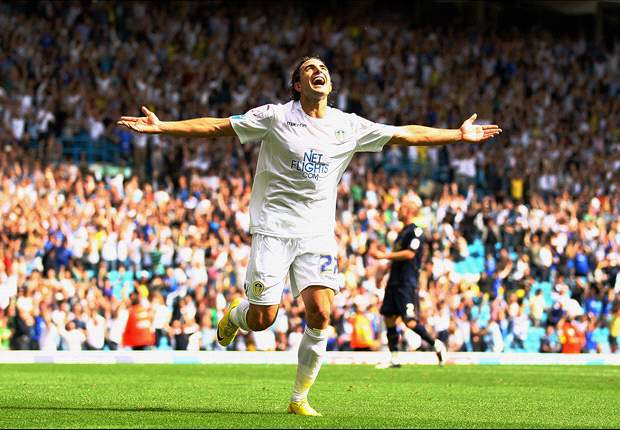 Somma scores for Leeds, but too late to sway Igesund