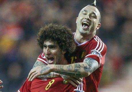Euro 2016: Bélgica 5-0 Chipre