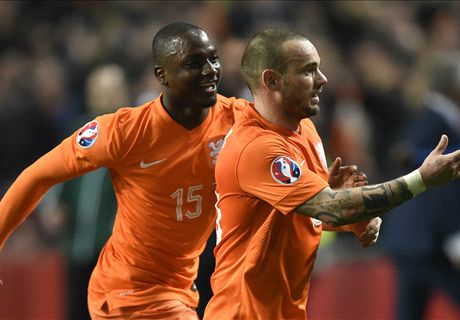 Netherlands scrape to Turkey draw
