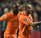 Sneijder denies Turkey at the death