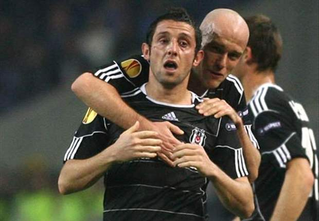Besiktas' Nihat confirms intention to boycott Turkish football after Ricardo Quaresma fight