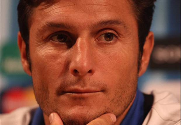 Inter Captain Javier Zanetti Urges Calm Following Chievo Defeat