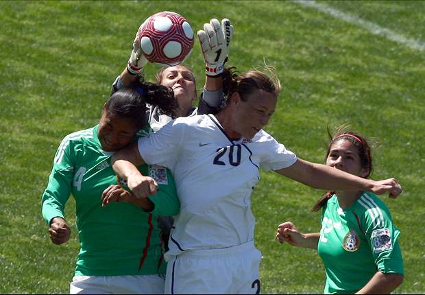 Mexico Defeats USA, 2-1, To Clinch Women's World Cup Spot