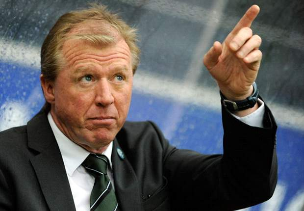 Derby appoints McClaren as new manager