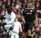 In Pics: Gerrard vs Carragher all-stars